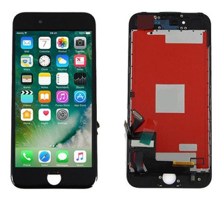 Tela Touch Screen Display Lcd iPhone 7 Preto