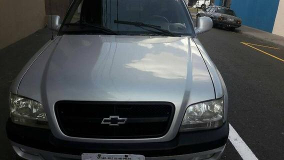 Chevrolet S10 2005 2.8 Tornado Cab. Dupla 4x2 4p