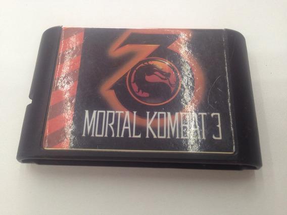 Mortal 3 Mega Drive