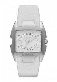 Relógio Diesel Dz1630 Branco Original Novo Pronta Entrega