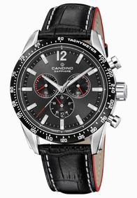Reloj C4681/2 Negro Candino Hombre Classic Tradition