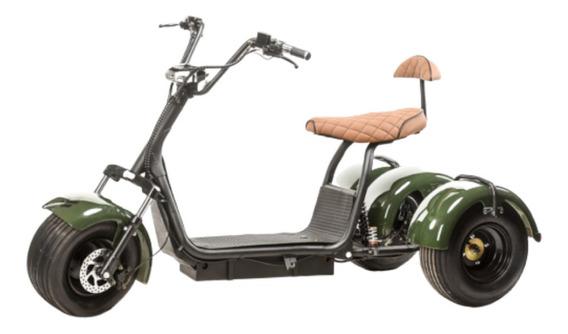 Moto Eléctrica E-sofi Monaco No Lenola / 60km/h 1500w