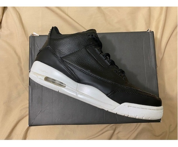 Tenis Air Jordan 3 Retro Cyber Monday Negros Max 1 Nike 4