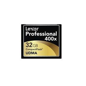 2 Lexar Compact Flash 32gb