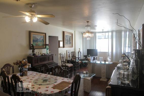 Apartamento Para Aluguel - Lagoa, 4 Quartos, 130 - 893014838