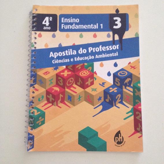 Apostila Do Prof. Ciências E Educação Ambiental 4ª / 3 Ph C2
