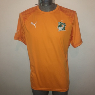 Jersey Selección Costa De Marfil 2014 Local