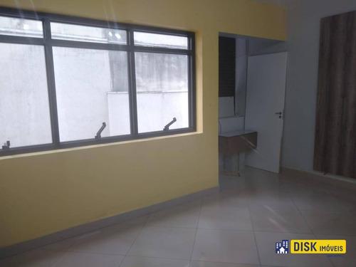 Sala Para Alugar, 55 M² Por R$ 2.200,00/mês - Centro - São Bernardo Do Campo/sp - Sa0052