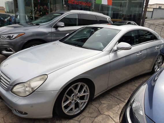 Mercedes-benz Clase Cls 2006 4p Cls 500 Confort Aut