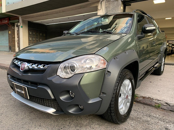 Fiat Strada Adventure 1.6 16v Cd Locker