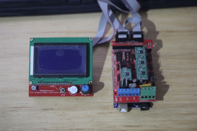 Kit Ramps 1.4 Com Arduino Drivers E Lcd