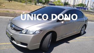 Único Dono Honda New Civic Lxs 1.8 Autom.- Troco Amarok