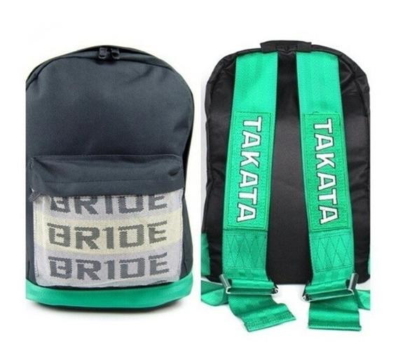 Mochila Takata Verde Bride Rg_imports