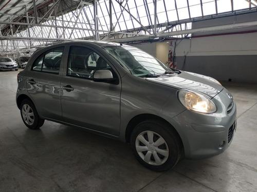 Nissan March Visia - Darc Autos Usados Garantizados