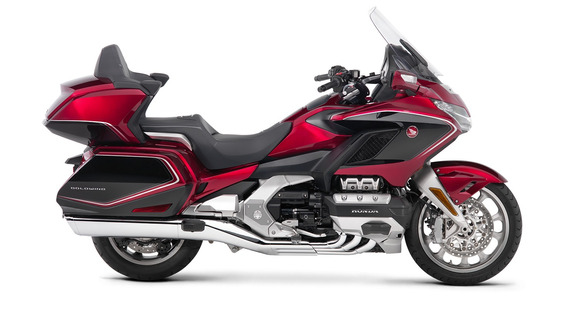 Nova Goldwing Tour O Km