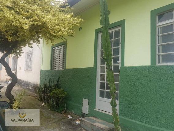 Casa Com 2 Dormitórios Para Alugar, 52 M² Por R$ 750,00/mês - Jardim Paulista - São José Dos Campos/sp - Ca0212