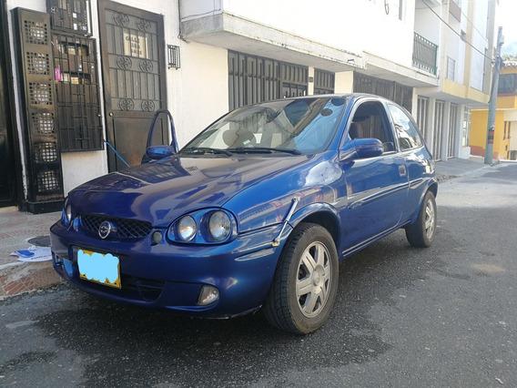 Chevrolet Corsa Coupe 2004 Azul