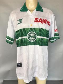 Camisa Do Coritiba Penalty #9 Usada Em Jogo 1997