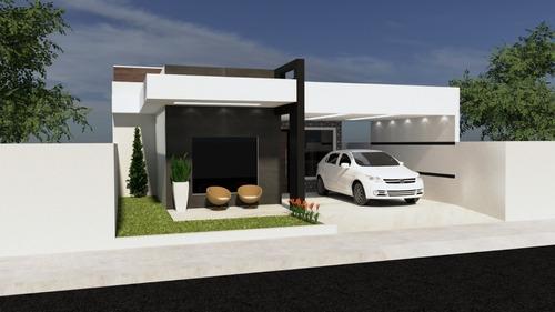 Imagem 1 de 10 de Projeto Arquitetônico 3qtos + Hidráulico + Elétrico | #ea141