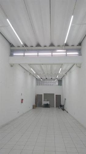 Salão Para Alugar, 150 M² Por R$ 4.000/mês - Osvaldo Cruz - São Caetano Do Sul/sp - Sl0404