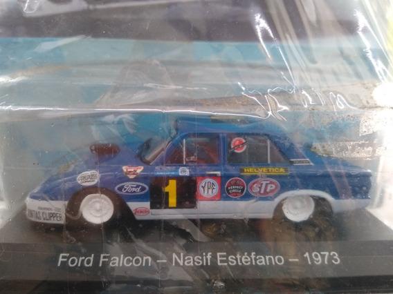 Los Mejores Autos De Tc Nro 24 Ford Falcon Nasif Estéfano