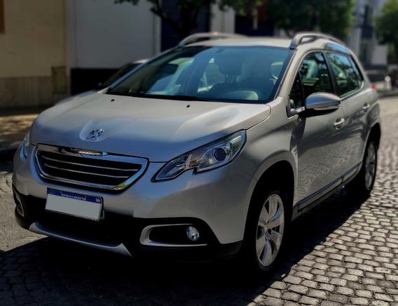 Peugeot 2008 1.6 Vti Allure 33000km 2017 Gris