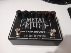 Electro Harmonix - Metal Muff Top Boost