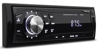 Auto Rádio Kr500 Usb/sd/ Fm Kx3