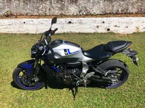 Mt-07 - Moto De Garagem - Sem Detalhes