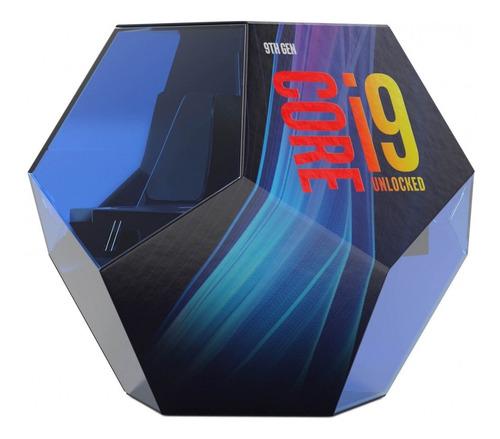 Processador Intel Core I9-9900k Coffee Lake 9 Geração