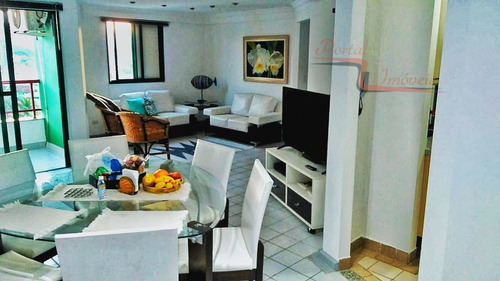 Apartamento À Venda No Bairro Martim De Sá - Caraguatatuba/sp - 1707