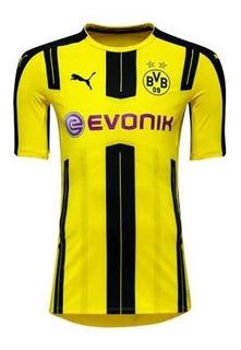 Camisa Borussia Dortmund 2016/2017 - Frete Grátis