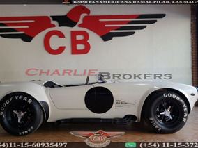 Ford Shelby Cobra Aff Tc2000 Carrera V8 302 Charliebrokers