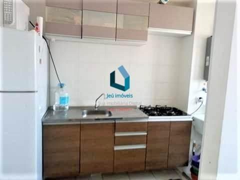Apartamento Para Alugar No Bairro Parque Itrapuã Em Mauá/sp - 153