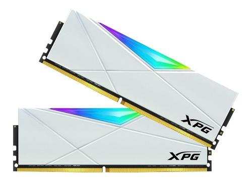 Memória Adata Xpg Spectrix D50 16gb (2x8gb) Ddr4 3000mhz Bca