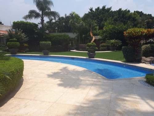 Vistahermosa,calzada Los Estrada. Casa En Cuernavaca