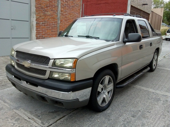 Chevrolet Avalanche 5.3 Lt Aa Ee Cd Tela 4x4 At 2005