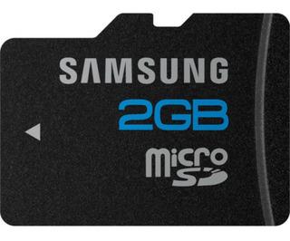 Memorias Micro Sd 2gb Sc Oferta-sueltas-100 % Originales