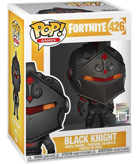 Muñeco Funko Pop Black Knight Fortnite Coleccion Rdf1