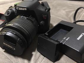 Câmera Cânon Eos T5