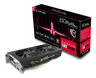 Tarjeta De Video Rx 580 Sapphire Pulse Radeon A Pedido
