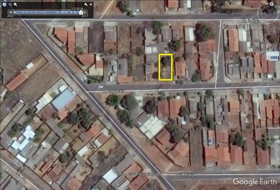 Lote 361,76m² (asfalto) Setor Conde Dos Arcos