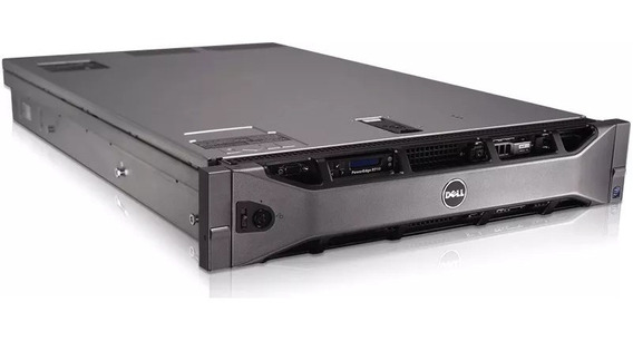 Servidor Dell R710 / 2 X Six Core / 32gb / Sem Hd Menor $ Ml