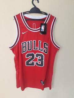 Regata Nba Chica Bulls #23 Jordan P/entrega