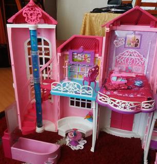 Mansión Barbie * Excelente Estado