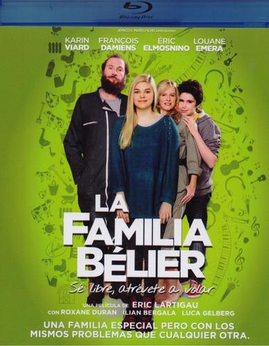 La Familia Belier La Famille Belier Pelicula Blu-ray