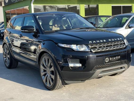 Land Rover Range Rover Evoque Pure P5d