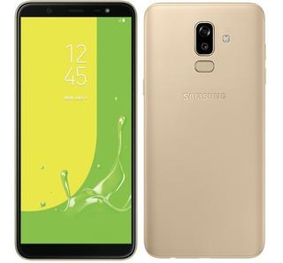 Celular Samsung J8 32gb+3ram Camara Dual