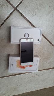 Celular iPhone 6s 16 G Rose Funcionando
