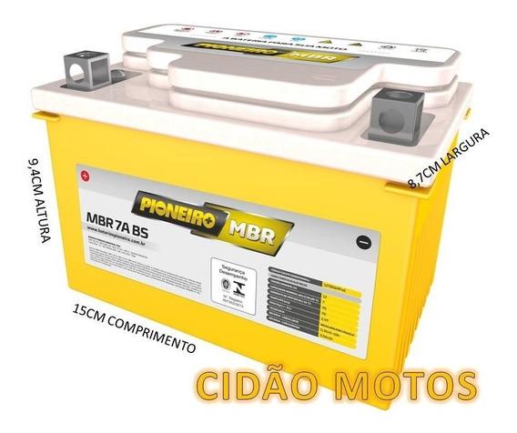 Bateria De Moto 7ah Suzuki 125 Burgman Mirage 150